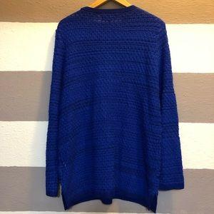 Jones New York Sweaters - Jones New York signature - xL sweater cobalt blue